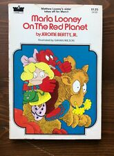 MARIA LOONEY On the Red Planet Jerome Beatty Jr. Gahan Wilson Softcover