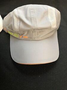 Pura Vida Costa Rica Gray Baseball Hat Cap - NEW