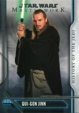 Star Wars History Star Wars Masterwork Collectable Trading Cards