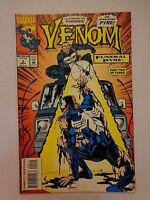 Venom Funeral Pyre Potts Lyle Starkings Vol 1 #2 Marvel Comics September 1993 NM