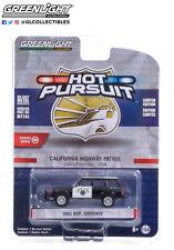 Greenlight 42960-B Hot Pursuit 1993 Jeep Cherokee California Highway Patrol 1:64