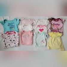 Baby Girl Clothes Newborn 0-3 Months Lot (14 Pieces)