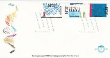 Netherlands 1988 Child Welfare Swimming FDC Unaddressed VGC