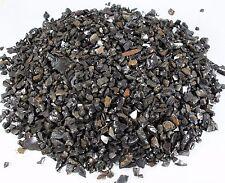 Small ELITE Shungite Natural rough Silver Noble 155 gr/0.34 lb Water - RUSSIA