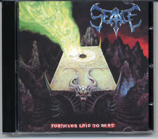"Seance ""Fornever Laid To Rest"" 1992, CD"