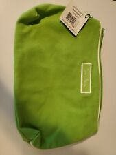 Nwt Vera Bradley Cosmetic Bag In Meadow Green