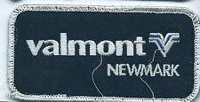 Valmont Newmark employee patch 2 X 4 Birmingham AL concrete poles #1419