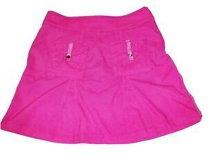 Title Nine Size 2 Pink Tennis Skirt Skort Pockets Athletic Hiking Golf