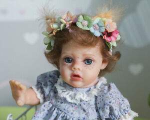 "Cute Elf Dolls Preemie Baby Newborn Dolls Girl 12"" Mini Reborn Baby Dolls Fairy"