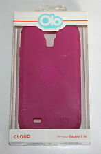 CASE-MATE OLO CLOUD CASE FOR SAMSUNG GALAXY S4 - PINK - NEW