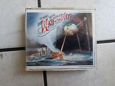 The War of the Worlds - Jeff Waynes Musical -   Doppel  Cd  (engl. Version)