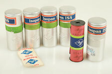 620 AGFA BLACK AND WHITE FILM IN ORIGINAL CAN, SET OF 5