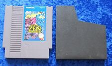 ZEN Intergalactic Ninja, Nintendo NES Jeu