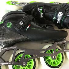 Challenge Striker Skates 4x100 Size 8.0 (40) **SUPER SAVER** --