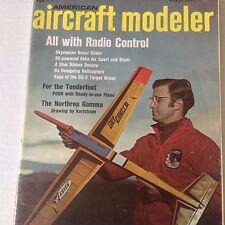 Aircraft Modeler Magazine Skydancer Boost Glider March 1971 071917nonrh