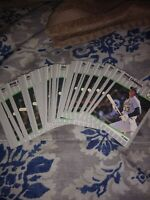 1989 Fleer JOSE CANSECO ~ 30 CARDS LOT ~ OAKLAND A's SUPER STAR 1ST 40 HR  40 SB