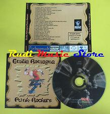 CD EMILIA ROMAGNA PUNK ROCKERS compilation 2001 PUNKINARI SPUNK BDG (C2)