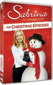 Sabrina the Teenage Witch: Christmas Episodes [New DVD] Full Frame, Subtitled,
