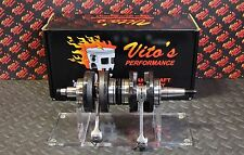 VITO'S Yamaha Banshee crank crankshaft 4mm stroker standard short rod welded NEW