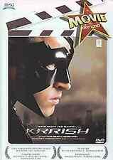 KRRISH * HRITHIK ROSHAN - BOLLYWOOD ORIGINAL DVD - FREE POST