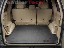 WeatherTech Cargo Liner Trunk Mat for Toyota Land Cruiser/Lexus GX 470 - Black