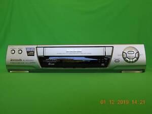Panasonic VHS Recorder NV-HD620Mk2A Hi-Fi Stereo 6 Head. Last of the good ones.