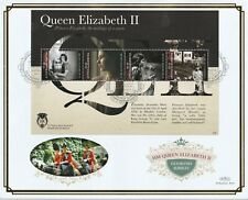 ANTIGUA & BARBUDA 26 MARCH 2012 DIAMOND JUBILEE M/SHEET O/S VLE FIRST DAY COVER