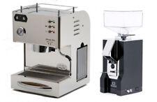 Quickmill Silvano Evo Espresso Machine Amp Eureka Mignon Silenzio Coffee Grinder