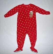 carter's  size 2 T  ginger bread man bodysuit, one pice, jump suit, Unisex