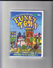 Funky Town - Volume 2 (DVD, 2008)  Educational kids ages 2-5 Factory Sealed