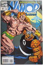 Namor, the Sub-Mariner #48 (Mar 1994, Marvel) Starblast Crossover (C3125)