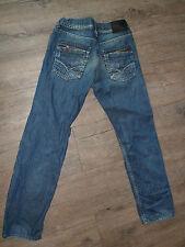 JAPAN RAGS jeans LTC  zippé  garcon /AROBE/ 8 ANS /PARFAIT ETAT-coupe droite