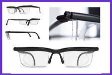 Occhiali Con Diottrie Individuell Regolabile -6 Fino + 3 18g Occhiali Lettura