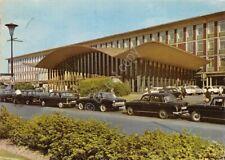 Cartolina Bochum Hauptbahnhof auto 1969