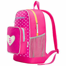 Boston Red Sox MLB Women's / Girl's Pink 18'' Team Heart Logo Backpack / Bags