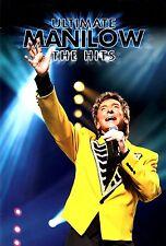 BARRY MANILOW 2008 THE HITS TOUR CONCERT PROGRAM BOOK / NEAR MINT 2 MINT