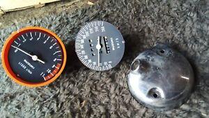 Suzuki GS Speedometer / Speedo / Clock & Rev Counter Parts - GS1000???????
