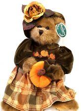 Avon Bearington Collection Bear, Autumn Harvester