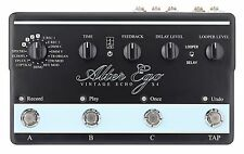 New TC Alter Ego X4 Vintage Echo Delay Guitar Effects Pedal!