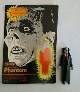 Remco Phantom of the Opera Universal Monsters/Loose With Package/Glow In Dark