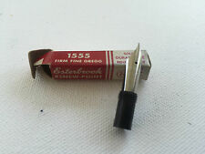 Esterbrook Fountain Pen Nib - 1555  Fine / Firm!! NOS New in Box + Nib Chart
