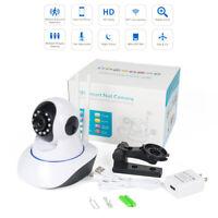 Panoramic Bulb Camera Wireless IP Cameras Wi-fi Security 960P Led