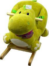Ein Dinosaurier / Drache als Schaukeltier