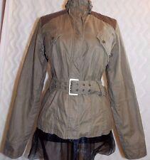 Karen Millen jacket size 8 khaki