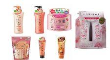 Kracie Ichikami Moisturizing Shampoo, Conditioner, Thermal Repair Hair-end Pack