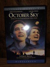 October Sky Dvd Special Edition Widescreen