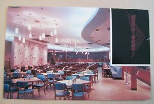 1960's Morrison's Cafeteria St. Petersburg Florida Postcard