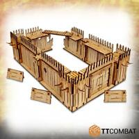TTCombat BNIB Savage Domain: Palisade Walls TTSCW-FSC-033