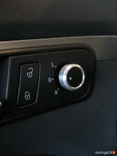 VW Caddy 2K Fox 5Z Aluring Alu Spiegelschalter R-LINE LIFE KASTEN KOMBI