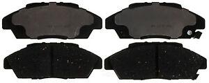 Disc Brake Pad Set-Ceramic Disc Brake Pad Front 14D496C fits 90-93 Honda Accord